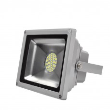 30W Cool White Waterproof IP65 Floodlight LED Flood Light Outdoor Lamp 230V