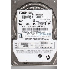 Toshiba MK1652GSX 160GB 2.5-Inch laptop HDD