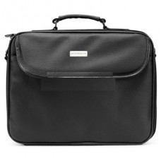 Leather carry bag case upto 15.6""