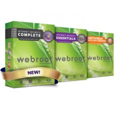Webroot® SecureAnywhere Anti-virus