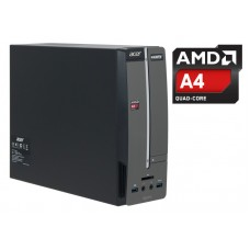 Acer Aspire Win 10 Pro, Office Pro 07 Desktop PC